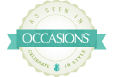 occassions as seen in
